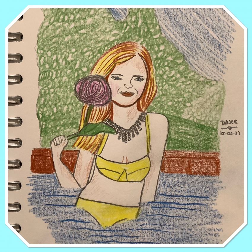 Kirsten Dunst by dasee